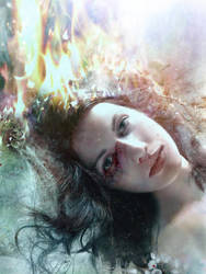 Burning just for you by AlWiAl