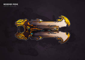 Redeemer Prime by Voltiac-Sev