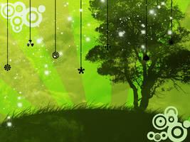 Green Vector by snoop002