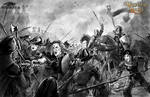 Wayfarer's Moon: The Battle at Raven's Run by dracolychee