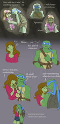 TMNT: The First Time by Ty-Chou