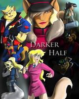 Darker Half Poster by Ty-Chou