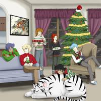 RW Christmas by Ty-Chou