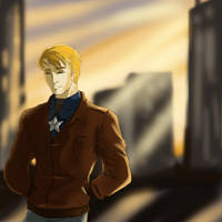 The Only Living Boy in New York by Ty-Chou