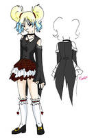 Dress Design 2 by Ty-Chou