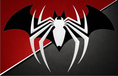 Black Bat and White Spider by animeaful