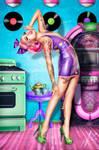 Amelia Nightmare's bitchen kitchen by falt-photo