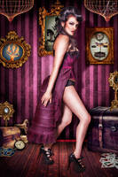 Cabaret Leigh by falt-photo