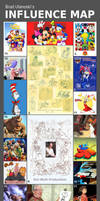 My Influence Map by BUdraw-81