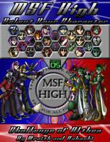 MSF High: Chapter 5 p1 by AkuOreo