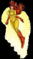 FireStar Beth by AkuOreo