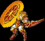 AP: Aegis Colossus by AkuOreo