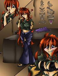 Naga TF page 1 by AkuOreo