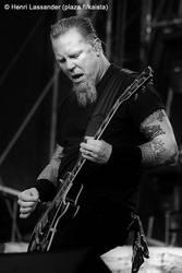 James Hetfield, Metallica by henrimikael