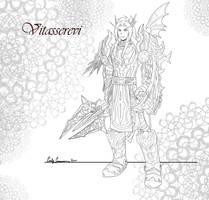 Vitasserevi in Cataclysmic Gladiator Gear by EmilyCammisa
