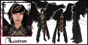 Lucifer Character Sheet by EmilyCammisa