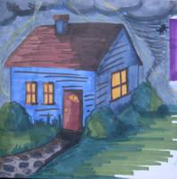 Generac Ad House Closeup by EmilyCammisa