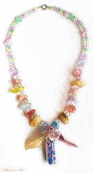 Fairy Magic Necklace by EmilyCammisa