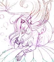 Mermay Mermaid by EmilyCammisa