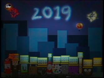 2019 Live Promo by CubenRocks