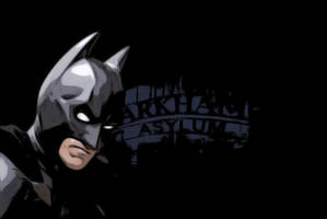 Batman - Arkham Asylum by PolishTank48