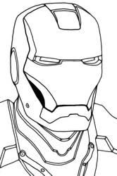 Iron Man by PolishTank48