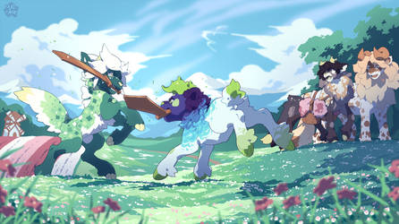 Pick Your Grown by YuriStorm