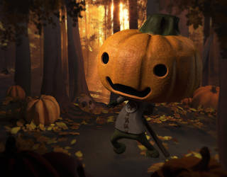 Jack-O-Lantern by Yepezzzz
