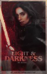 light and darkness by MGMunoz