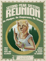 Werewolf Sorority Reunion: No Chaperones, No Shame by nothere3