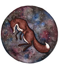 Vulpecula by FawnLorn