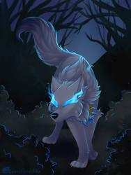 Luna by Aerofistashka