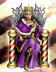 BeautyBarbers Style Queen by pendragon55