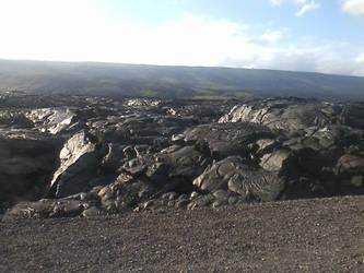Lava Field by UDtheAesir