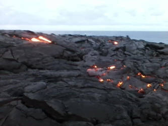 Lava Flows by UDtheAesir