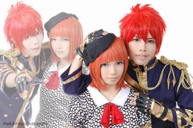 Uta no Prince-sama Debut: Ittoki x Nanami by maki-chama