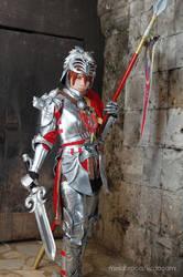Hildegard Von Krone - Soul Calibur 4 by maki-chama