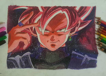 Goku Black by Wildstar-Art