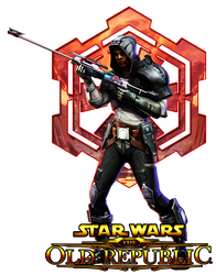 SWTOR: Imperial Agent Banner by FornaxKingspear