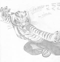 Master Tigress by Natsuke1985