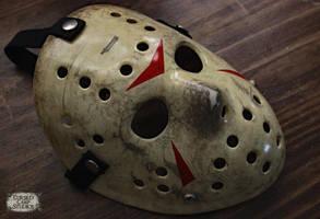 Part 3 Hockey Mask by Brasier76