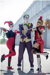 Harley Quinn cosplay by Elis90