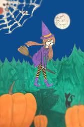 Happy Early Halloween! by SagnaChan