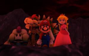 Super Mario RPG by NinjawsGaiden