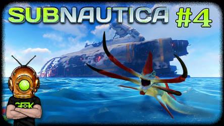 SUBNAUTICA - #4 - EXPLORING THE AURORA by GEEKsomniac