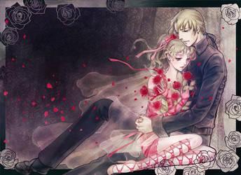 Edgar and Terra by RenMizuha
