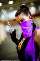 Mileena - Are you ready? by HoodedWoman