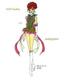 Will Vandom, Sailorjupiter by Sokai-Sama