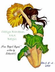 Caitlyn Boardener, Pre-Batgirl by Sokai-Sama