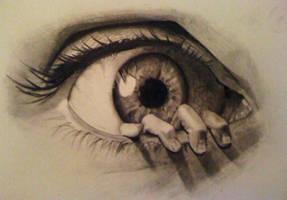 The Eye by Sanixia
